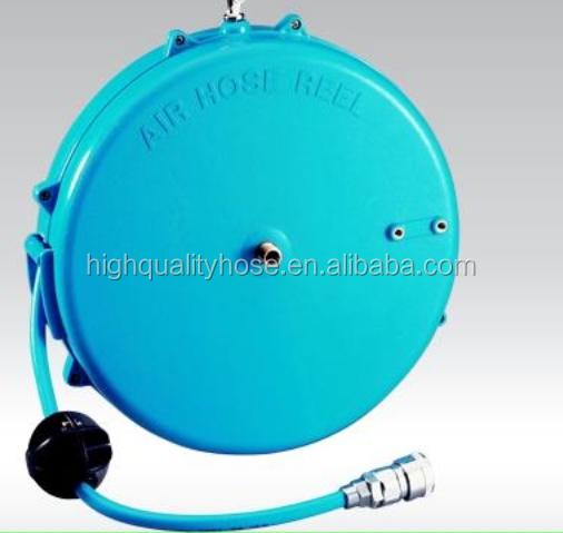 High Quality Air Hose Reel,Automatic Retractable Cable Reel,Empty Plastic Cable Reel