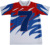 New Design Custom Made Sublimation Men's Short Sleeve Rugby Jersey