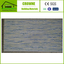 New Project Cheapest PVC Wall Paneling and Ceiling with 15-year Warranty for Swimming Pools Hot Stamping PVC Wall Panel