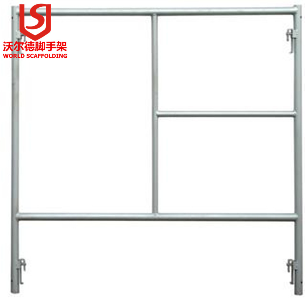WORLD BRAND New type H Frame Scaffolding for building construction in sale