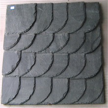 600x300mm nature split black roof culture slate stone