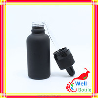 colorful top quality glass bottle for oil or vinegar manufacture