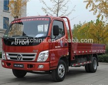 Low price Foton 4x2 lorry truck for sale