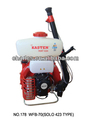 POWER KNAPSACK MIST DUSTER SPRAYER
