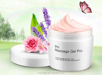 Organic Placenta Extract Massage gel exfoliating moisturizing lighting face cream OEM custom brand