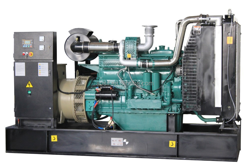 Hot sale wuxi engine 280kw power generator prices for for Generator motor for sale