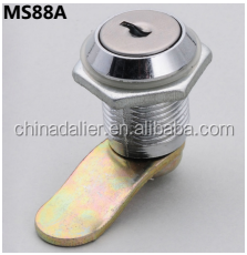 New design MS88A20 zinc alloy cylinder lock series for cabinet door for safes locker lock