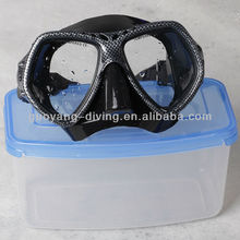 2014 new sport equipment commercial diving, silicone fishing skirts mask and underwater glasses