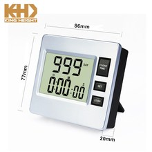 KH-0101 LCD Digital Home 999 Days Cooking Timer for Kitchen