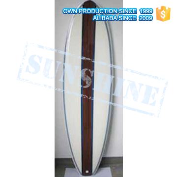 Epoxy Wood Surfboard EPS Sup Stand Up Paddle Board