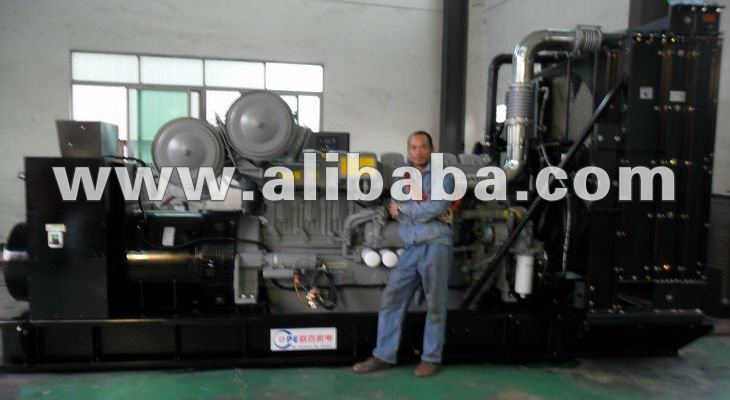Diesel generators(Made in UK Engines)