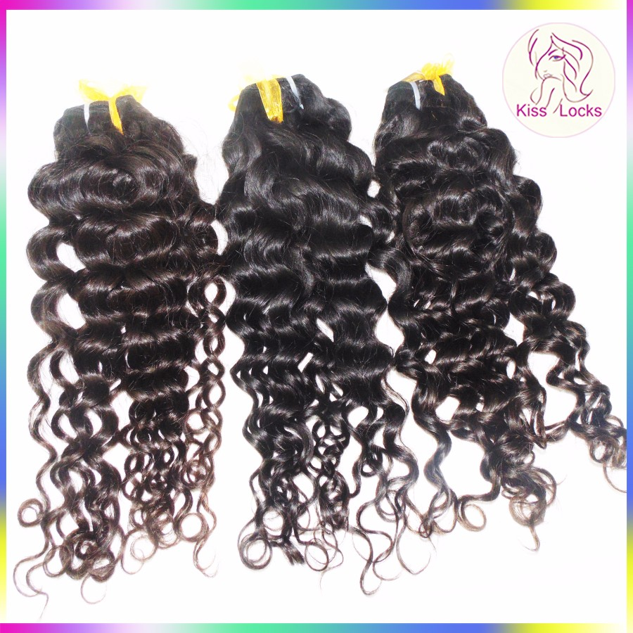 Unprocessed Factory Price Italy Curl Virgin Brazilian Hair Weaving Wholesale Free Shipping
