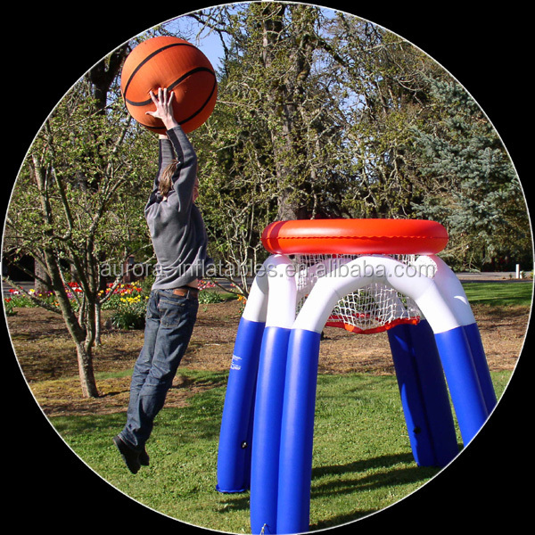 Custom Monster Basketball/ inflatable monster basketball with factory price