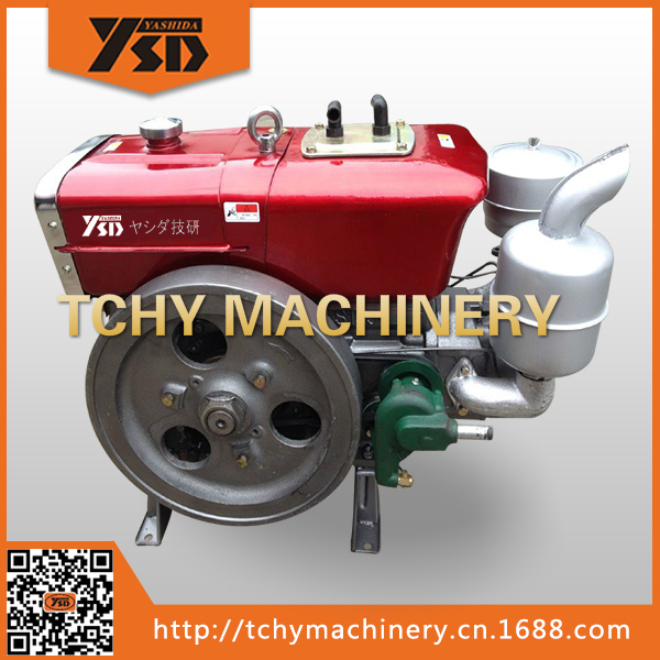 S1125 P mesin 28hp diesel engine with water pump