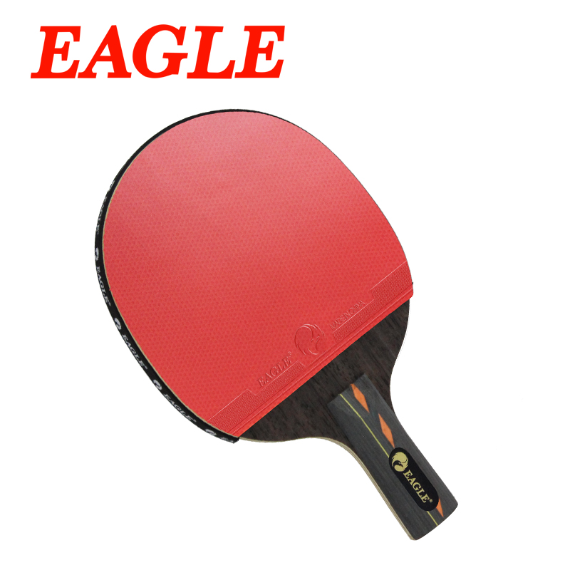 2017 latest professional table tennis racket pingpong racket 7602