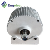 400W PMG/PMA AC 3 phase 12/24v wind/hydro use vertical axis permanent magnet wind generator