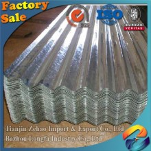 Cheap used metal roofing gavanized corrugated steel roofing sheets