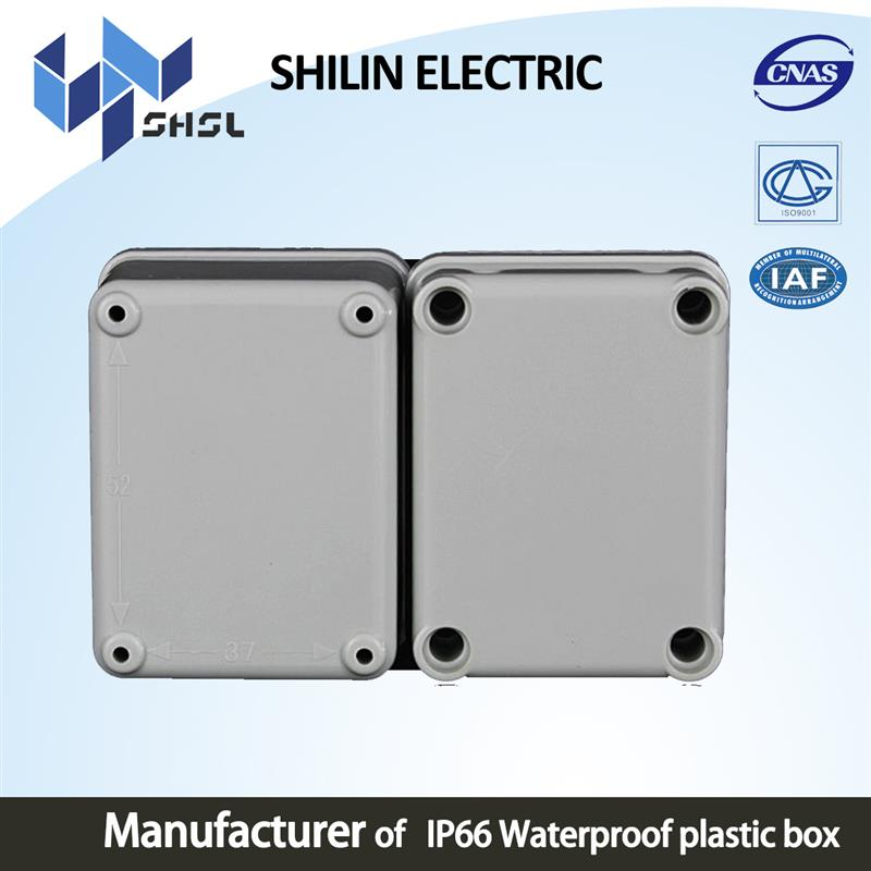 low price waterproof electrical distribution box of ip66