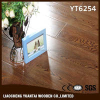 v-groove swiftlock handscraped Oak Industrial laminate flooring