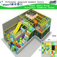 kid's zone indoor soft playground equipment