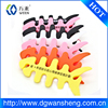 silicone Headset Cord Cable Wrap Silicone Fishbone Winder