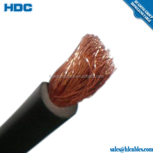 flexible copper rubber insulation rubber sheath 35mm2 rubber welding cable