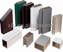 custom professional manufacturer aluminum window trim wrapping with different shape