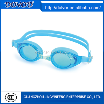 Excellent performance anti-fog goggle swimming equipment anti uv adult racing swimming goggles