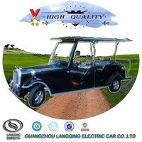 6 person CE approved Electric Classic Vehicle for sale