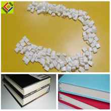 Eco-friendly Book Binding Hot Melt Granules Backing Glue