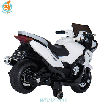 WDHZB118 Factory Direct Price Strong Electric Motors Scooter For Children To Play
