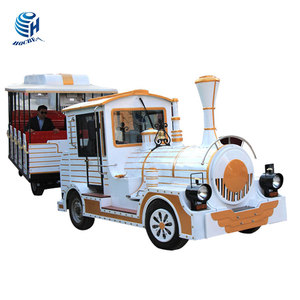Low cost home repair amusement park shopping mall kids trackless train ride indoor