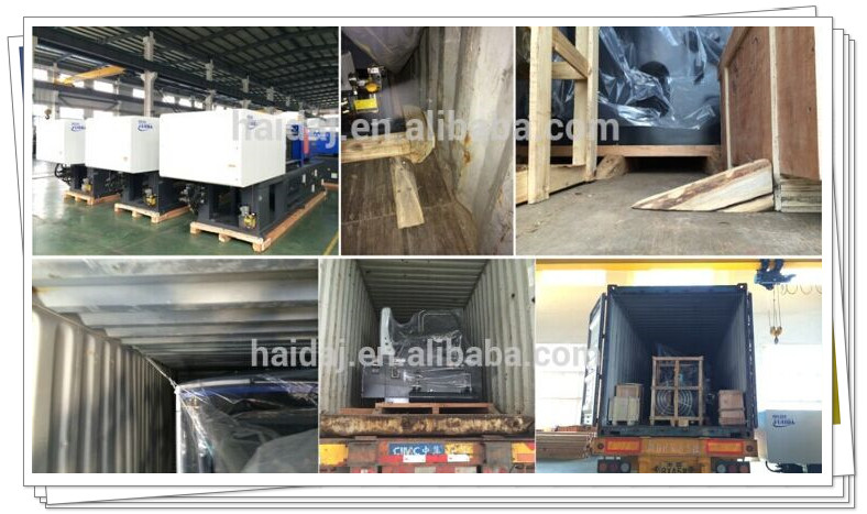 packing of injection molding machine