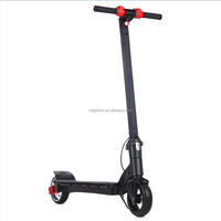 2017 new product 6.5 inch electrical scooter electric motorcycle scooter for sale
