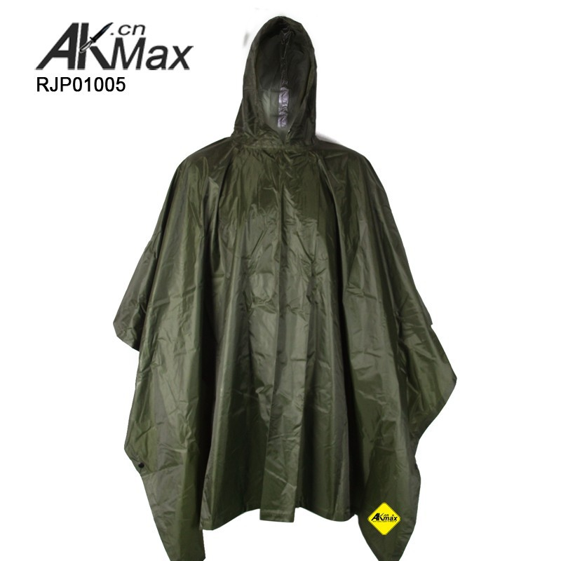 Military Army Recon Camping Shooting Ball Game Multifuncation Poncho