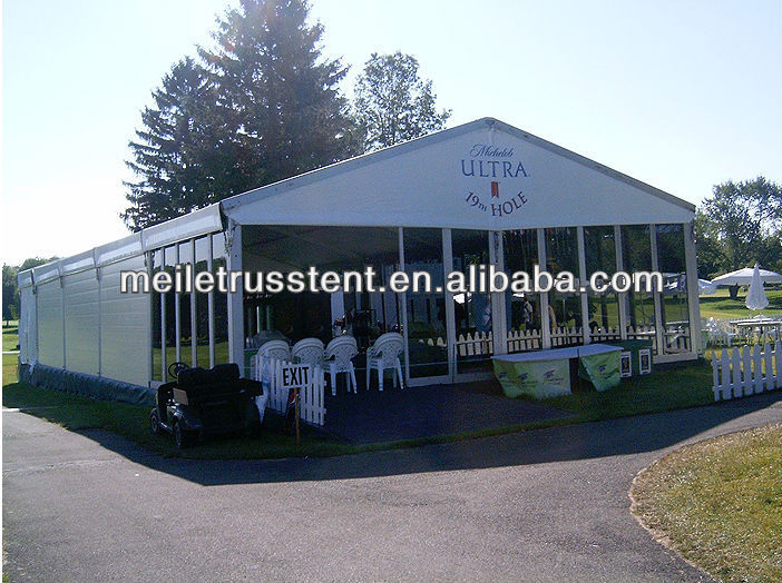 fireproof PVC tent assembly wedding canopies for sale