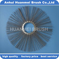 Best quality sweeper steel rotary ring brush