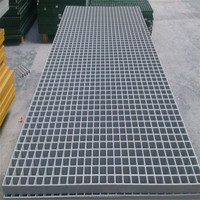 FRP grp gritted molded fiberglass Plastic walkway grating
