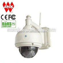 Hot Sale KA0003 indoor for home, office and shope use with 13 LEDs remote pan/tilt wireless P2P ip ptz camera