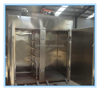 Automatic Meat Smoke House/Sausage Making Machine