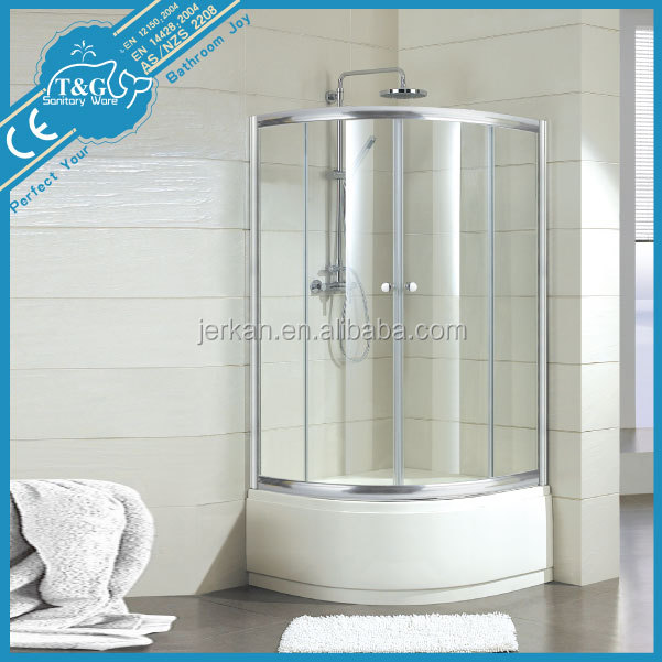 China Wholesale Custom 1 piece shower enclosures