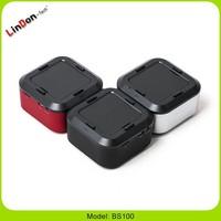 Bluetooth Wireless Portable Speaker for iPhone 5S 5C 5 4 4S /iPad Mini 4 3 2 /iPod