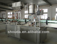 Salad dressing/mayonnaise/french sauce filling machine with CE, ISO