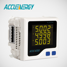 Led Multifunction Digital Dc Voltmeter Ammeter Voltage Amps Meter Power