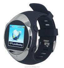 Kids Tracking Wrist Watch GPS SOS LBS Smart Watch Phone GSM with SIM Card Slot