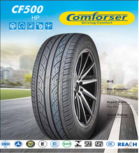 Car tires 205/55R16 cheap radial tyres made in China Comforser tires wholesale