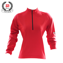 Sublimation dry fit women cycling wear