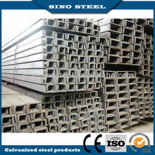 High quality U beam steel channel steel ASTM A Standard