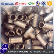 Stainless Section Steel round hot sell 409 stainless steel ss t section weight