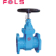 Stable performance stainless steel gate valve with on off display dn100